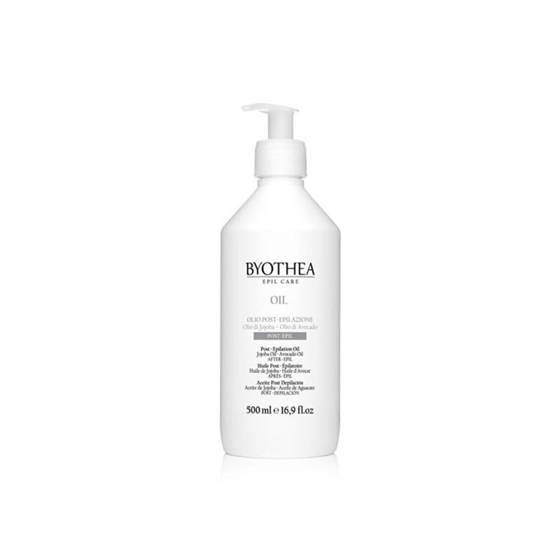 byothea aceite post depilacion 500ml