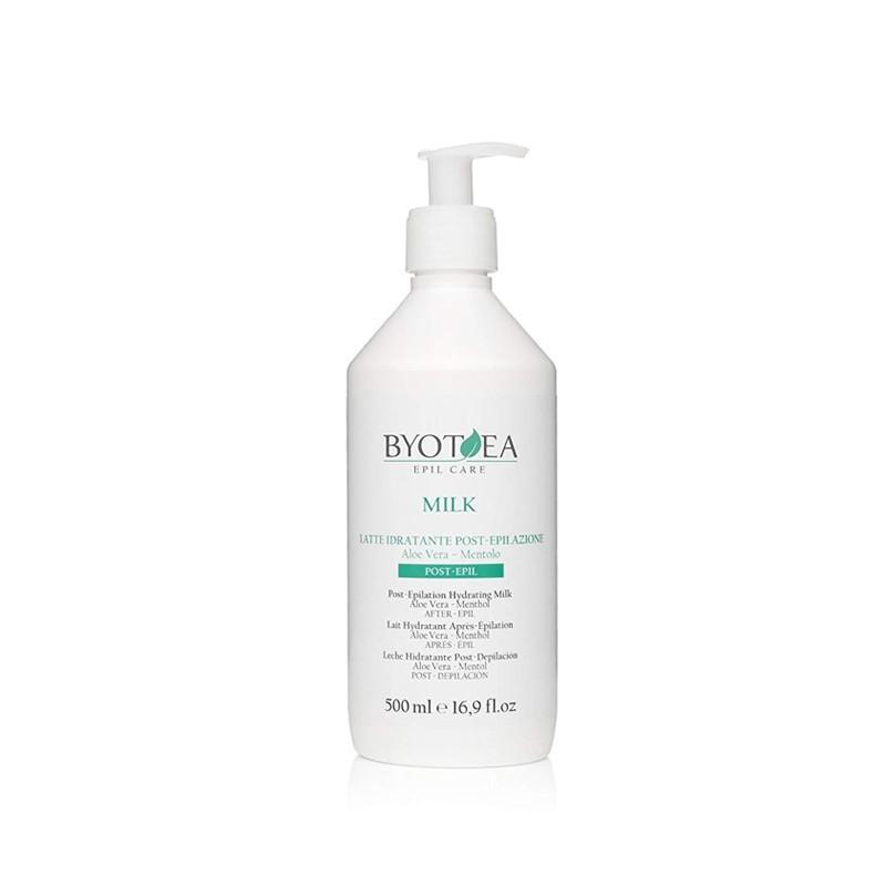 Byothea leche hidratante post depil 500ml