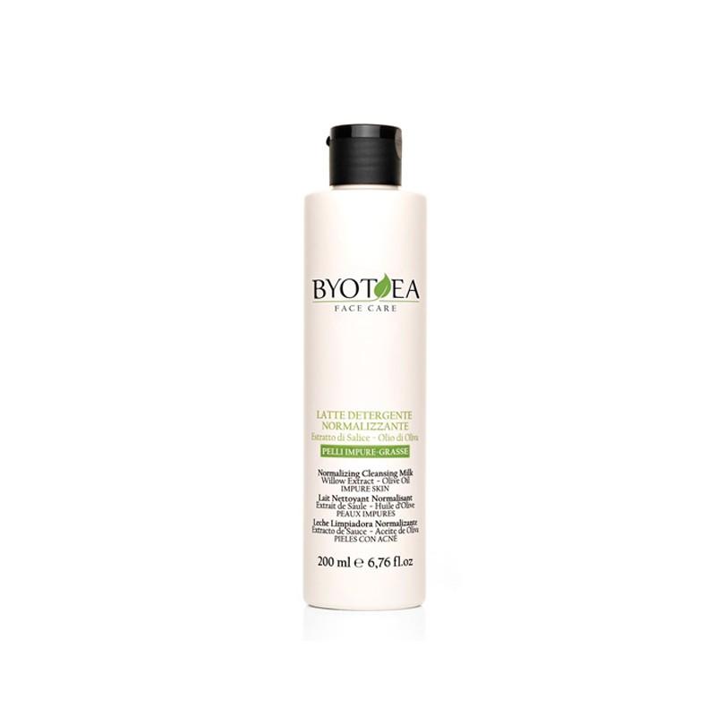 Byothea leche limpiadora acne 200ml