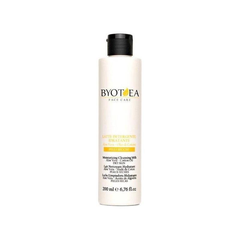 byothea leche limpiadora hidratante 200ml