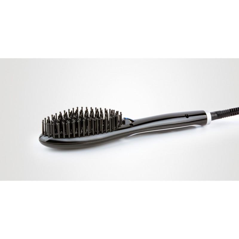 cepillo plancha ionic pro negro