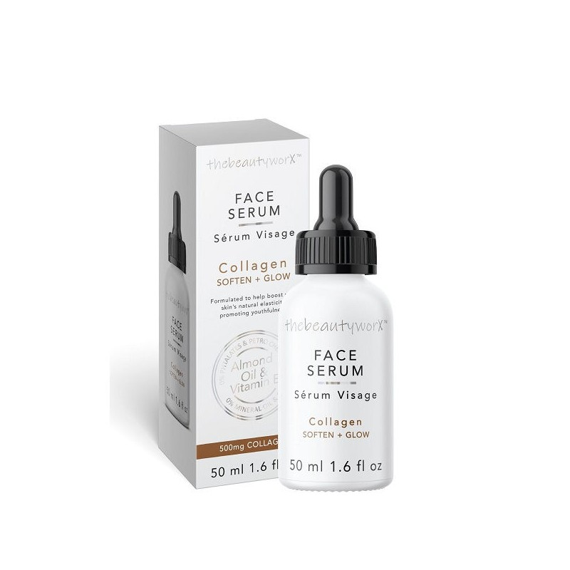The beauty worx serum facial colageno 50ml