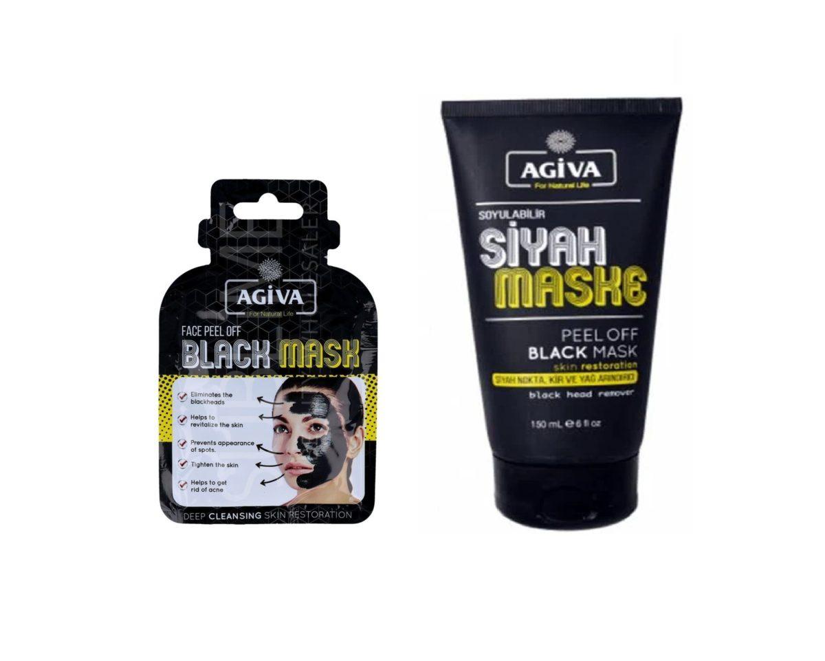 AGIVA BLACK MASK