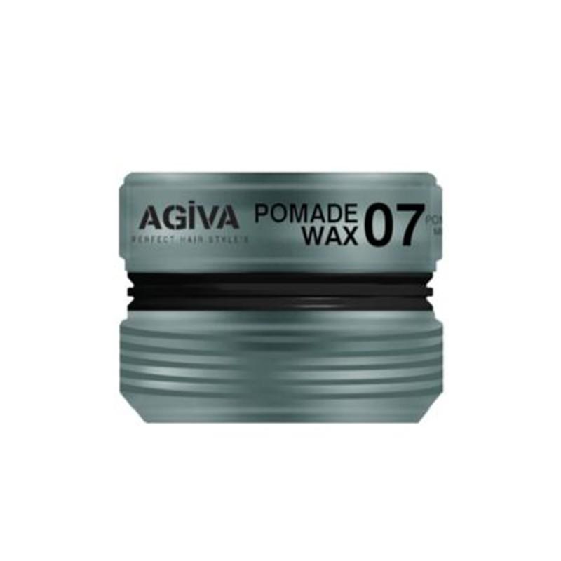 AGIVA HAIR CERA EN POMADA 100% NATURAL 175ML 07