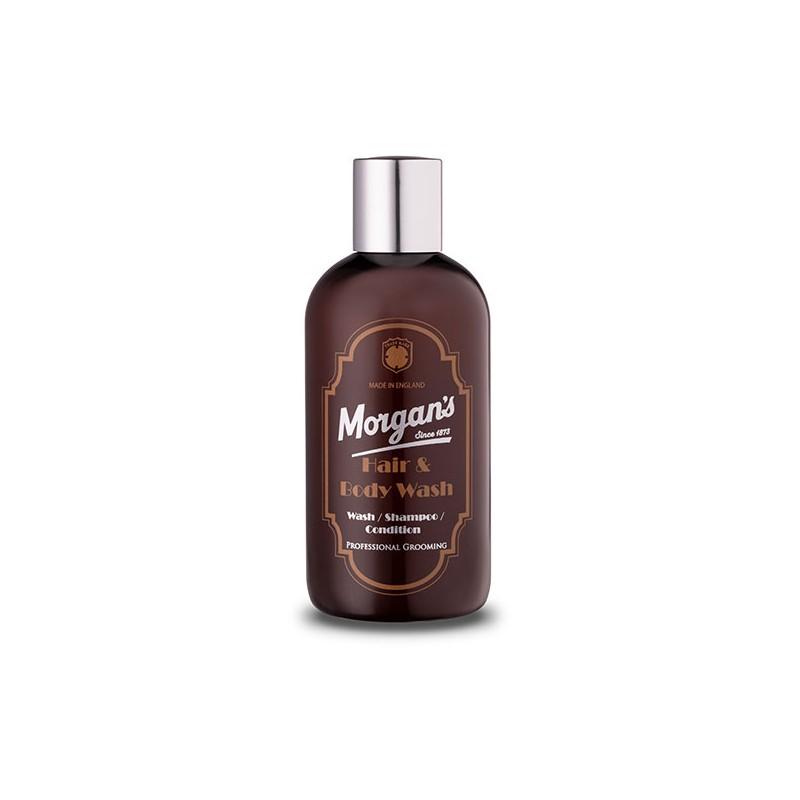 MORGAN'S HAIR & BODY WASH 250ML