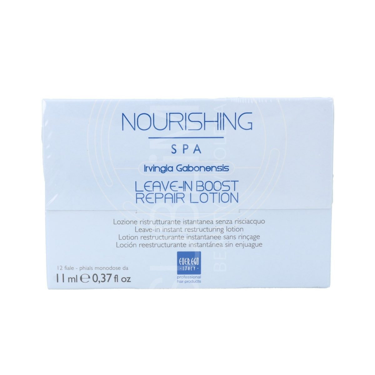 EVEREGO NOURISHING SPA QUENCH & CARE LEAVE IN BOOST 12x11ml