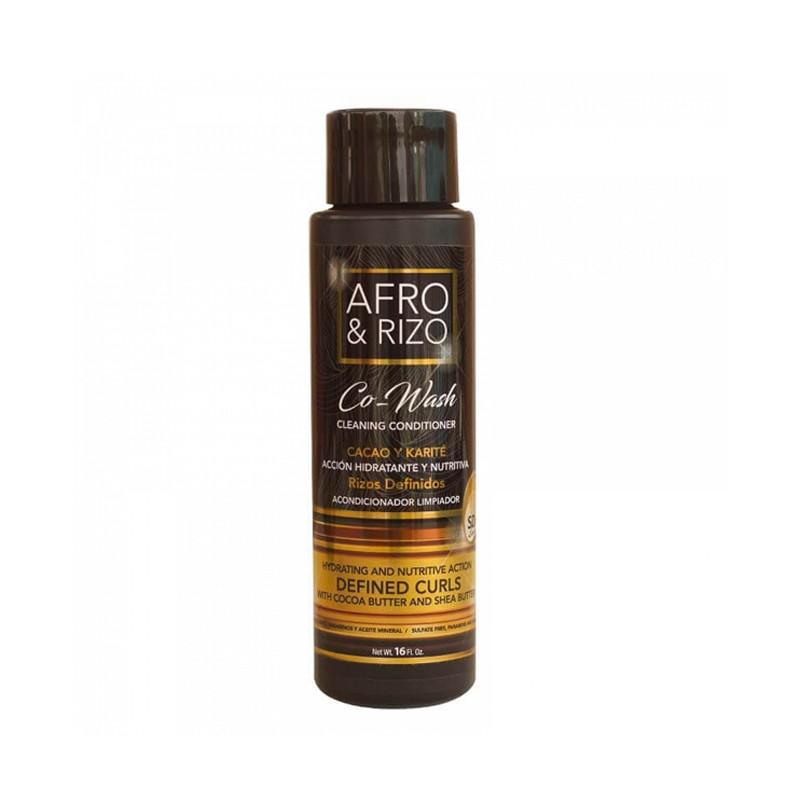 AFRO & RIZO CO-WASH